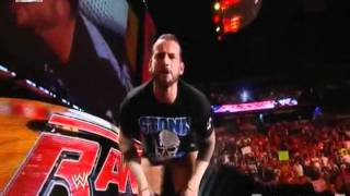 Cm Punk Cult Of Personality tribute