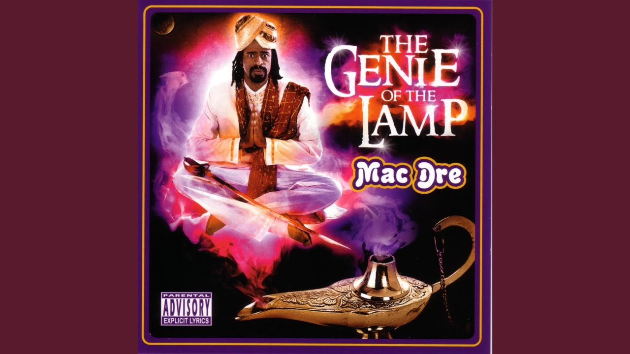 Genie Of The Lamp   YouTube