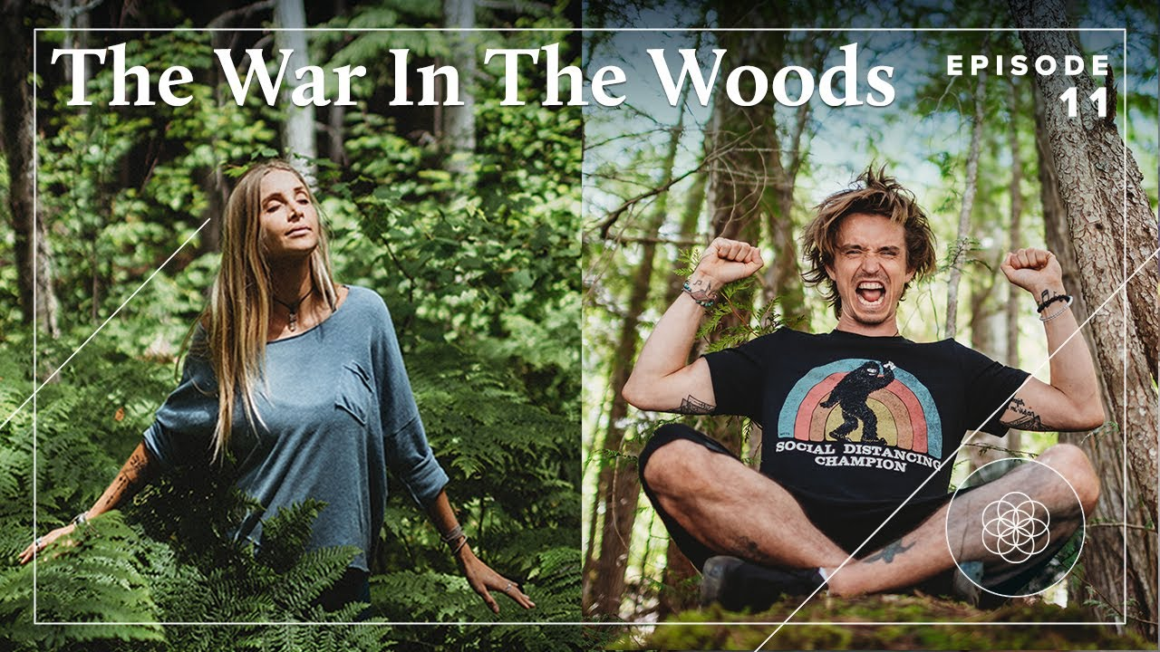 Discomfort On The Homefront- The War In The Woods | Boho Frequency w/Juliana & Mark Spicoluk Ep11
