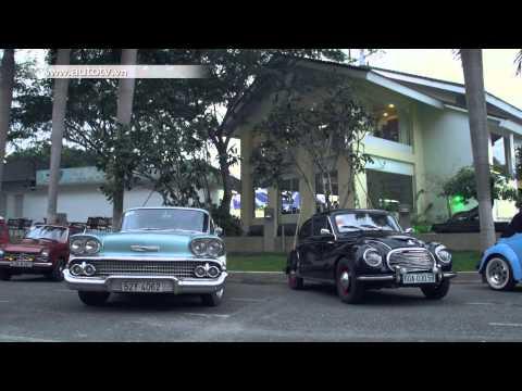 [AUTOTV.VN] - SaiGon Classic Car - Nơi hội tụ tình yêu xế cổ