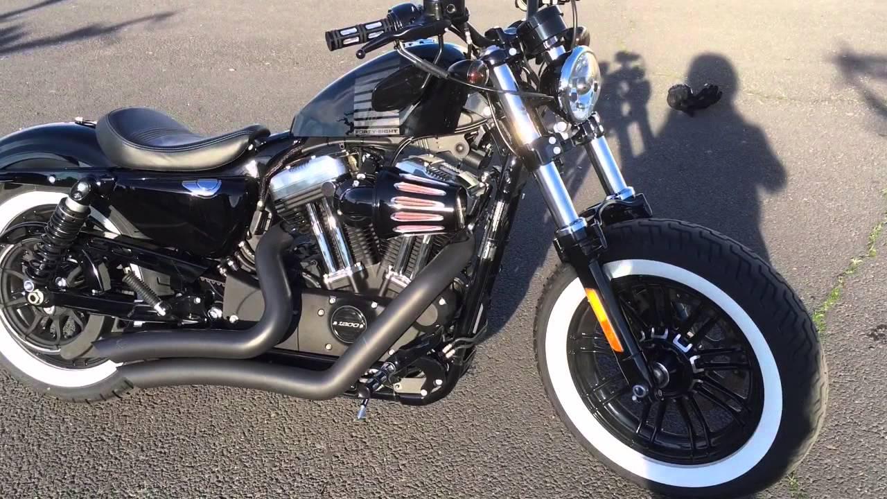 Harley Davidson Forty Eight 2016 Big Radius Stage 1