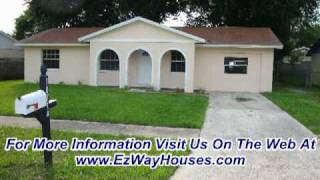 Cheap House For Sale - Tampa, FL - EzWayHouses.com