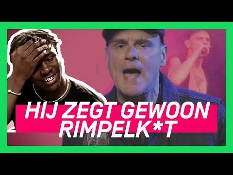 LEAFS schrikt van teksten Def P   HIPHOP NL (3/4)