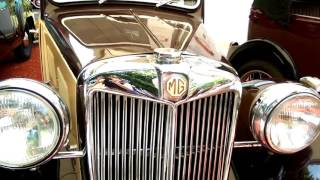 Extreme vintage cars n bikes in Kochi