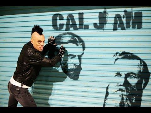California Jam 2019 Billy D caught tagging!!!!