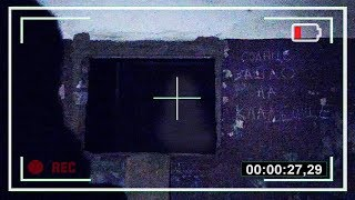 ОСТАВИЛА СКРЫТУЮ КАМЕРУ НА НОЧЬ В ЗАБРОШЕННОМ ДОМЕ | 24 часа Anny Magic