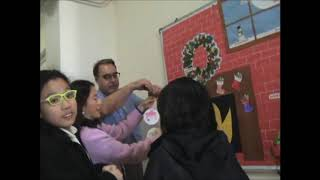Publication Date: 2019-12-18   Video Title: Christmas display board