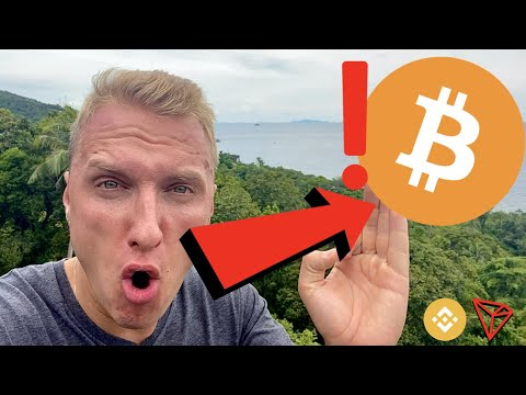 HISTORICAL!!! BITCOIN JUST DID SOMETHING CRAZY!!!!!!!!!!!!!!!!!!!  [watch before monday..]