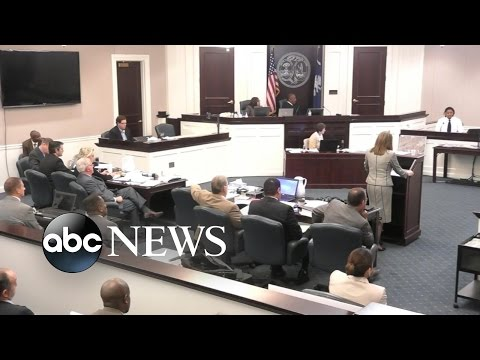 Man Who Filmed Walter Scott's Death Testifies in Court