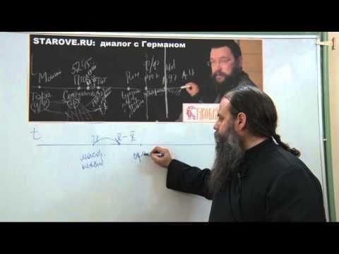 Ответ старообрядцев Герману Стерлигову. Новое видео против разоблачения «когда РПЦ впала в ересь?»