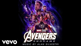 "Alan Silvestri - Five Seconds (From ""Avengers: Endgame""/Audio Only)"