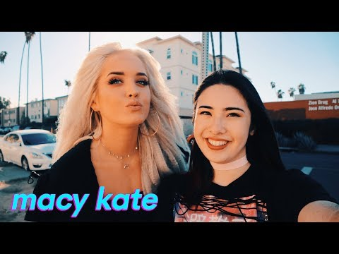 MACY KATE Interview- signed to Flo Rida, song/ Sean Kingston, moving to LA, depression
