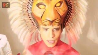 AGUSTIN ARGUELLO - ENTREVISTA - EL REY LEON -  MEXICO - TEATRO YouTube Videos