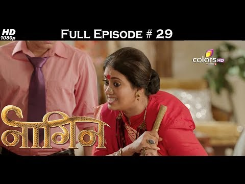 Naagin - Full Episode 29 - With English Subtitles