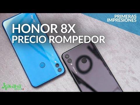 HONOR 8X llega a México: PRECIO y DISPONIBILIDAD del gama media ROMPEDOR