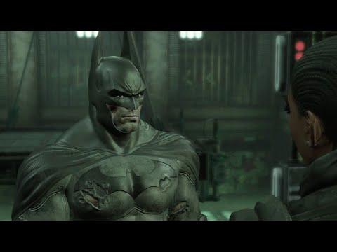 Batman: Return to Arkham - Arkham City Enigma Conundrum Side Mission 6th Hostage