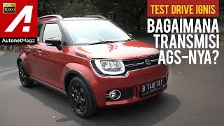 review Suzuki Ignis Indonesia test drive by AutonetMagz