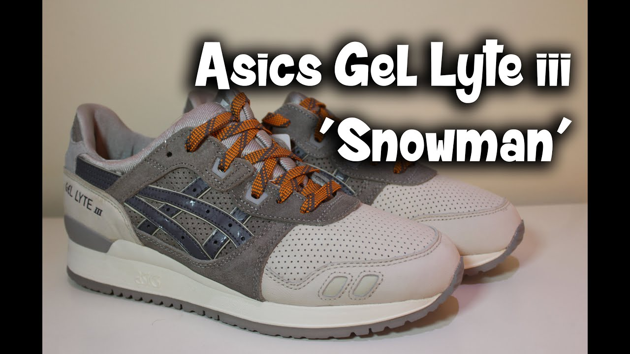 asics gel lyte iii review running