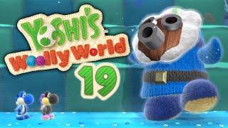 Eisiger Shy-Guy! | #19 | Yoshi's Woolly World