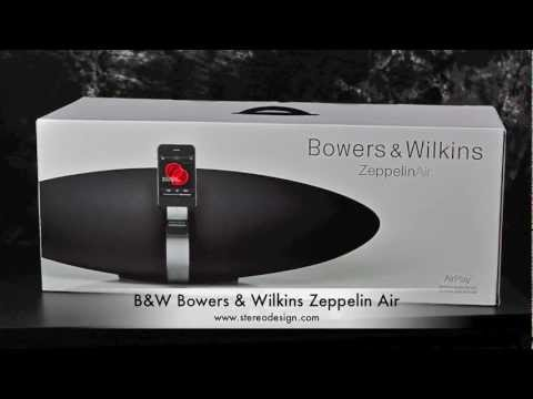 Bowers Wilkins Zeppelin Air Reviews Price Compare