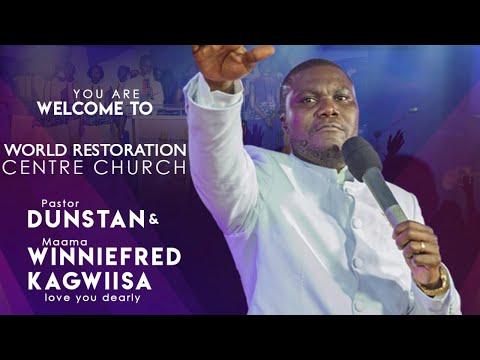The World Restoration AGAPE MEETING 027 (8th July 2020) - Pastor Dunstan Kagwiisa