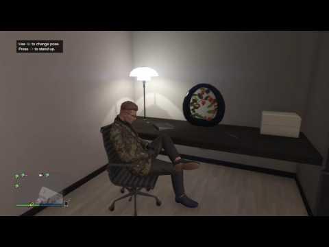 GTA V - Interview for Pornhub