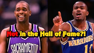 8 Greatest NBA Players NOT in the Hall of Fame (for now)
