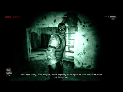 Outlast: Whistelblower - EVERYTHING EDDIE GLUSKIN!