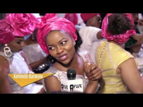 Watch, Lilian Esoro And Ubi Franklin's Wedding