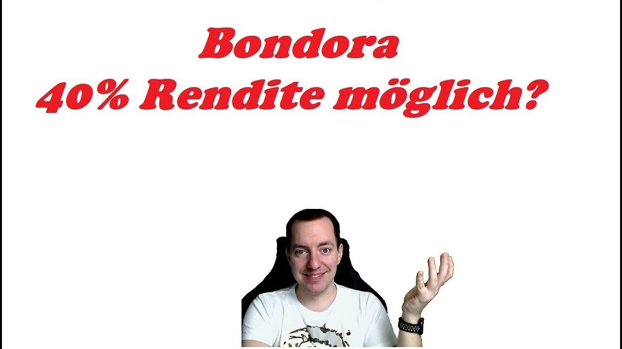 P2p Kredite Bondora