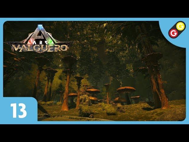 ARK : Survival Evolved - Valguero #13 On part dans la faille d'Aberration ! [FR]