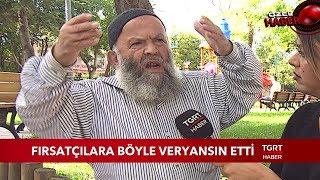 Gambar cover Süleyman Amca Fırsatçılara Böyle Veryansın Etti