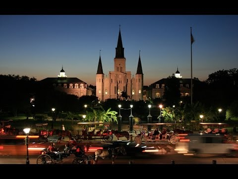 New Orleans 10 best places