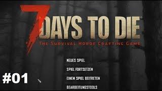 7 Days to Die – Neustart nach Patch #01 ( Alpha 17 )