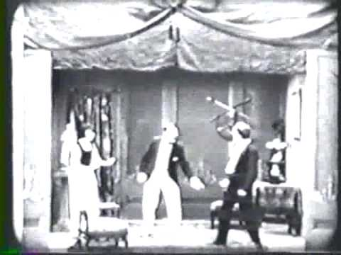 A  Mack Sennet Comedy: A One Night Stand (1915) 2 of 2
