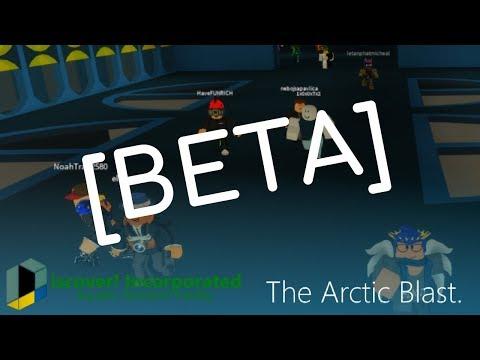 DARF Arctic Blast Beta