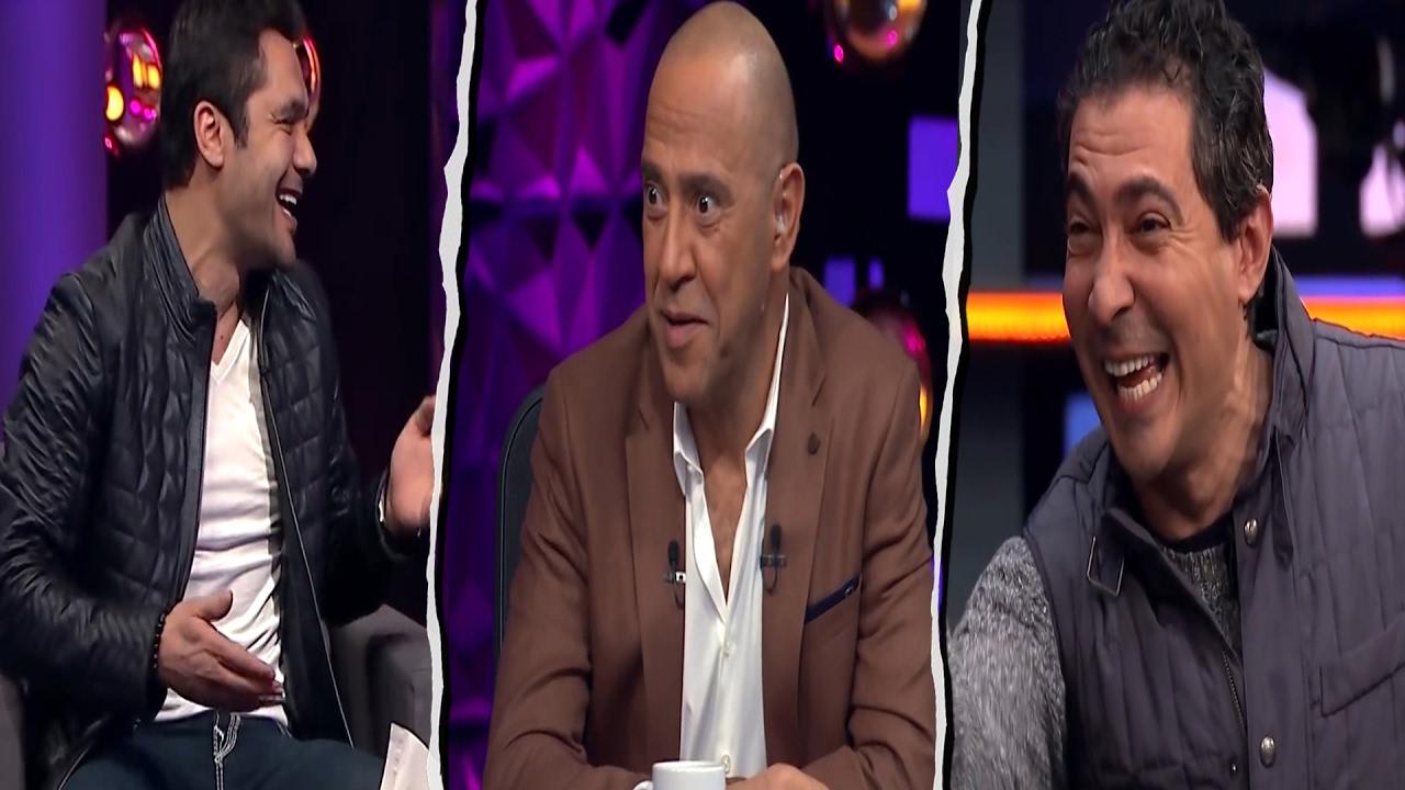 حلقة العميد ومحمد بركات في برنامج عيش الليلة كاملة