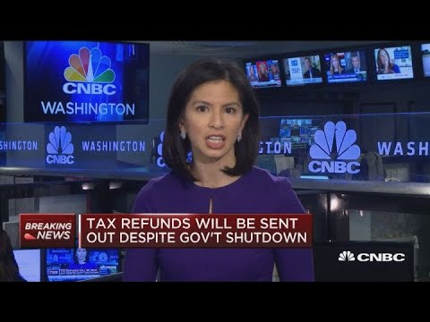 Tax refunds will be issued despite government shutdown Mp3