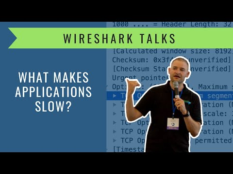 TCP Tips and Tricks - What Makes Applications Slow? - Sharkfest 2016 (by Chris Greer)