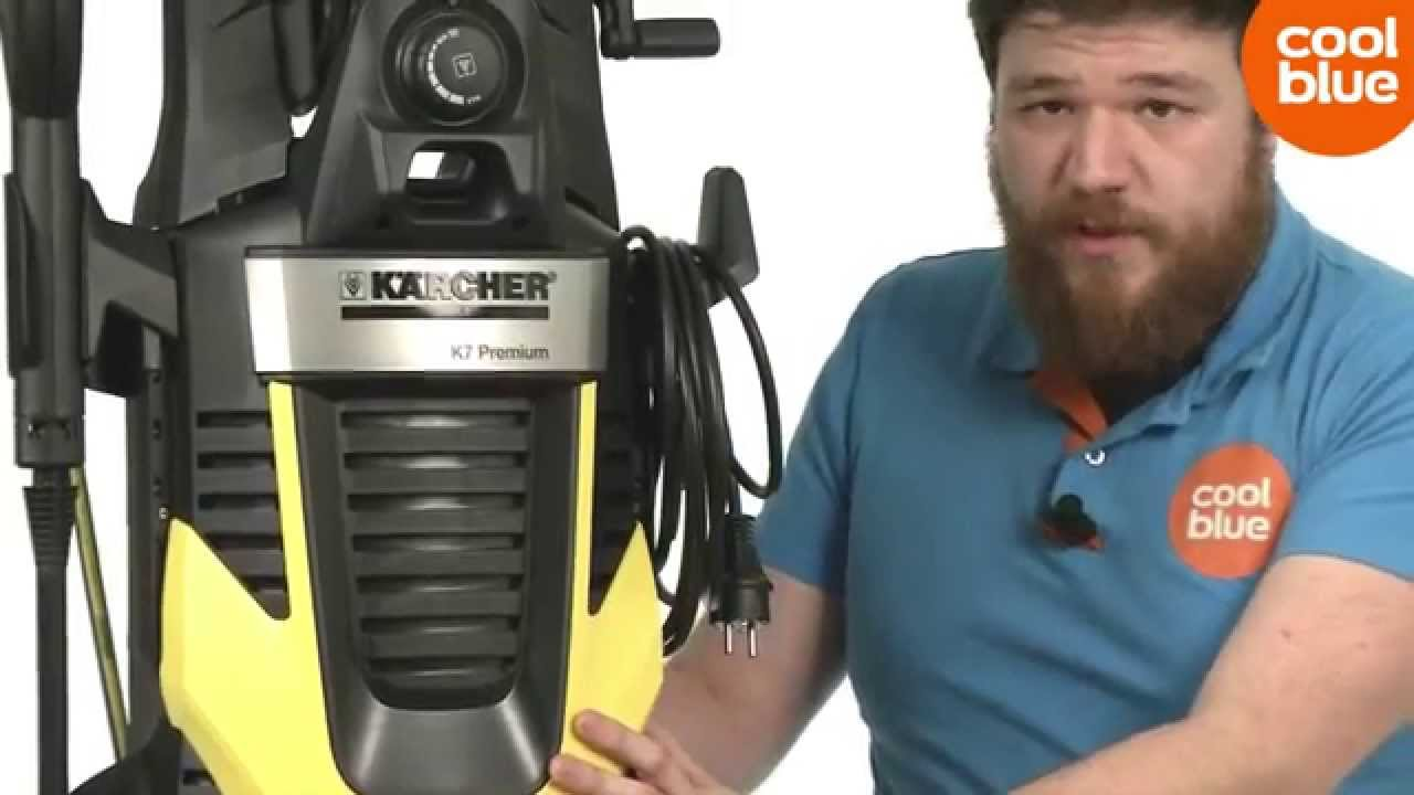 karcher k7 premium home hogedrukreiniger productvideo nl be youtube. Black Bedroom Furniture Sets. Home Design Ideas