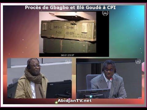 """3ème p.CPI-3 Octobre 2017-Mangou:""""Gbagbo avait caché de nombreuses armes à la présidence"""""""