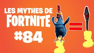 ROCKET RIDE UN POULET ? | Mythes de Fortnite #84 feat. Ionix