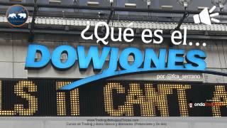 ¿Qué es el Dow Jones? por @fca_serrano