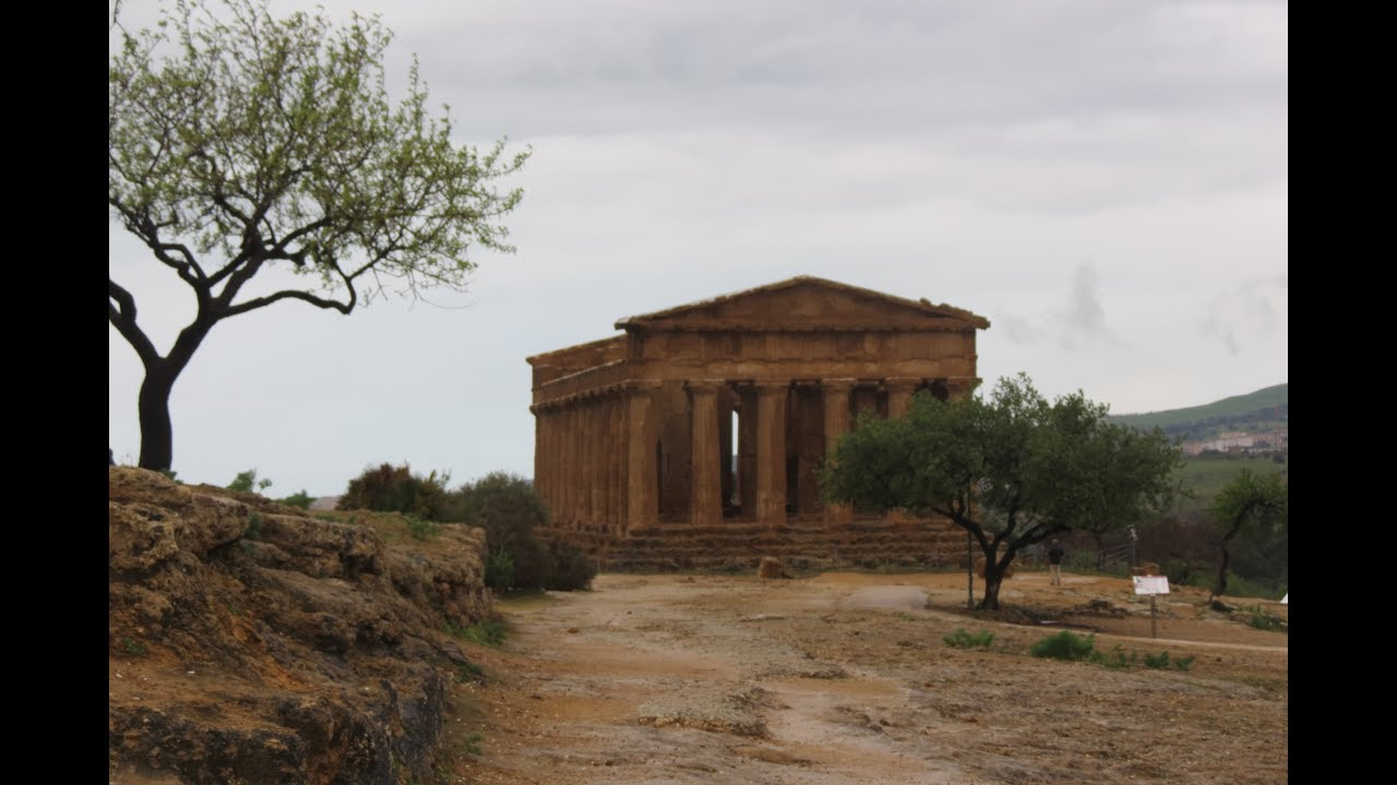 Italy - Agrigento, Sicily (Valley of the Temples)