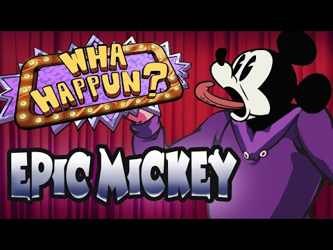 Epic Mickey - What Happened?