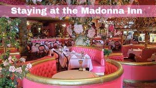 Our Quirky, Amazing stay at the Madonna Inn | Day and Night Tour, Dinner, 2 Rooms