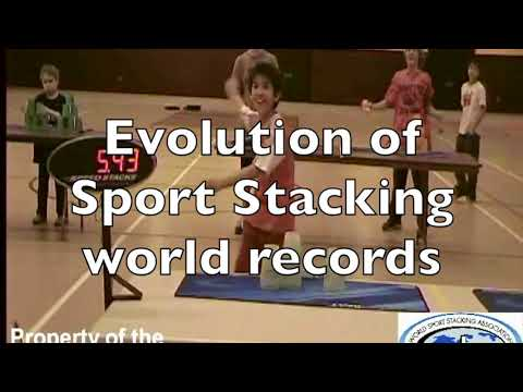 The Evolution of Sport Stacking World Records (2.0)