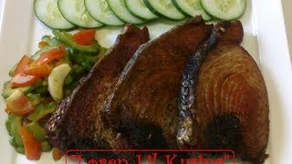 Pan-fry Tuna Steak Homestyle Recipe