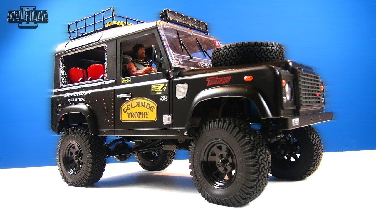 Rc Adventures Rc4wd Gel 228 Nde Ii 4x4 Truck Kit W Defender