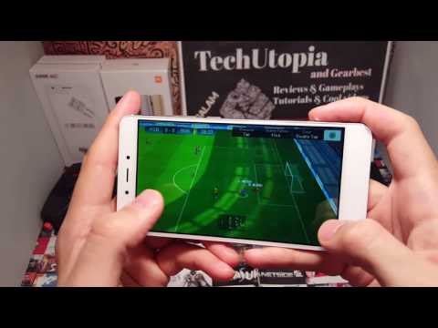 Xiaomi Redmi Note 4 hands on gaming/gameplay (PES 2017/Need for Speed/Assassins Creed/Asphalt 8)